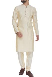 textured-silk-kurta-churidar