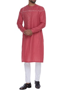 embroidered-kurta