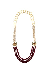 maroon-beads-necklace