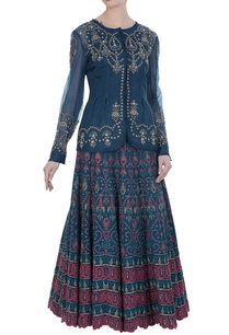 paneled-embroidered-jacket-with-lehenga-set