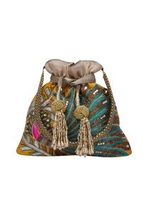 zardosi-embroidered-multi-color-potli-bag