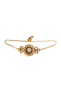 bracelet-with-meenakari-work