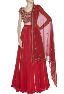 zardozi-chain-embroidered-lehenga-set