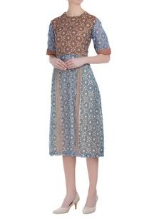hand-woven-linen-block-printed-dress