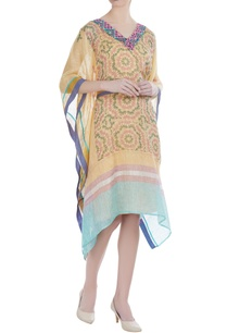han-woven-linen-embroidered-kaftan-with-slip