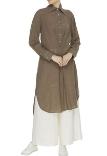 khadi-tunic-with-button-placket