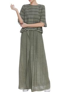 khadi-peplum-blouse