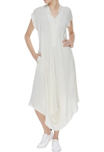 asymmetric-cotton-tunic