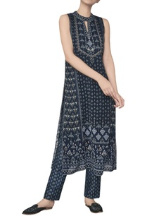 sleeveless-ranthambore-forest-inspired-printed-tunic