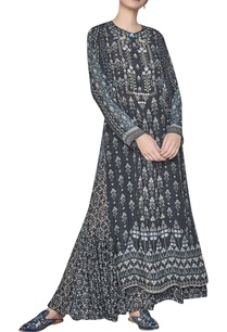 crepe-silk-forest-inspired-printed-kurta-by-anita-dongre