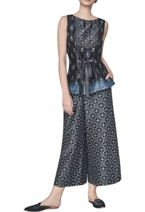 chanderi-boat-neckline-ranthambore-forest-inspired-blouse