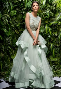 tulle-floral-applique-bugle-bead-embroidered-gown