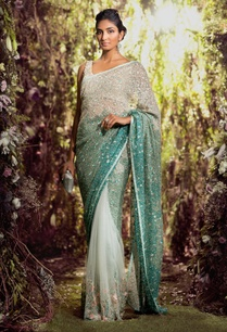 tulle-sequin-embroidered-sari-with-blouse