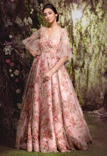 sequin-resham-embroidered-floral-gown