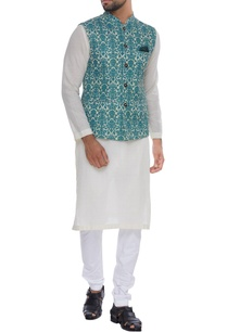 printed-embroidered-nehru-jacket
