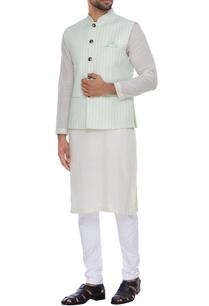 stripped-nehru-jacket