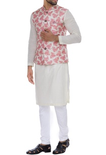 printed-nehru-jacket-with-button-placket