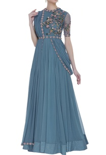 embellished-anarkali-set