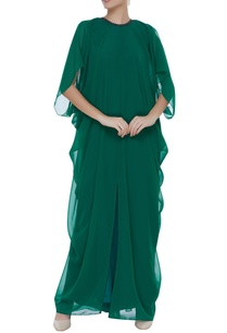 layered-gown-with-front-slit