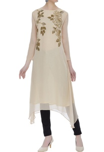 hand-embroidered-double-layered-tunic