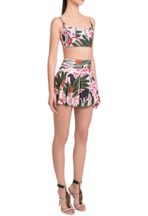 box-pleated-swim-skirt-set