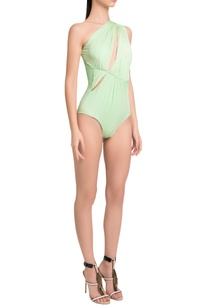 drapped-colour-blocked-maillot