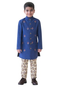 pure-cotton-sherwani-with-pyjamas
