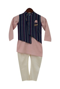 nehru-jacket-with-kurta-churidar