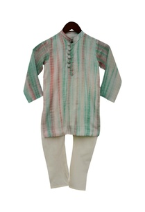 cotton-silk-kurta-churidar