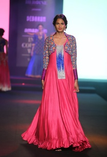 embroidered-yoke-gown