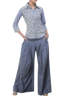 printed-shirt-with-embroidered-palazzo-pants