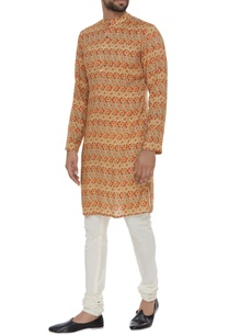 muslin-cotton-floral-printed-kurta