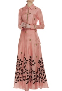 embroidered-tunic-shirt-with-skirt