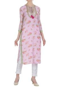 long-printed-kurta-with-embroidered-yoke
