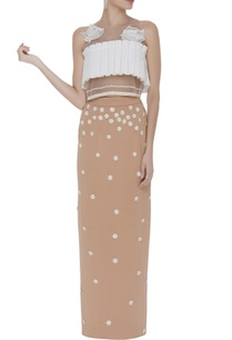 neoprene-floral-applique-maxi-skirt