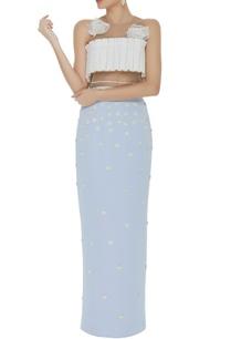 floral-applique-maxi-skirt