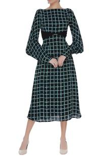 hand-block-printed-midi-dress