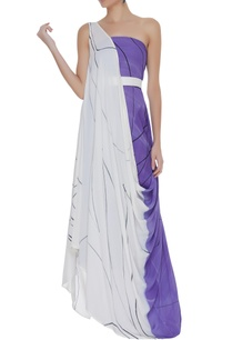 hand-painted-one-shoulder-gown