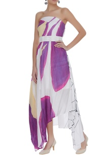 hand-painted-asymmetric-dress