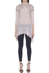 embroidered-frill-hem-tunic