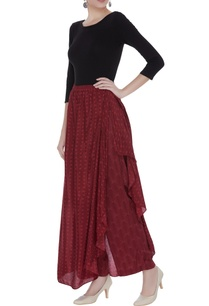 wrap-layered-maxi-skirt