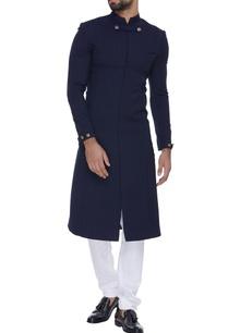 worsted-wool-military-style-sherwani-set