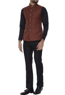 classic-nehru-jacket-with-embossed-buttons