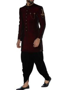 embroidered-sherwani-set