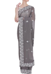 georgette-resham-embroidered-sari-with-blouse