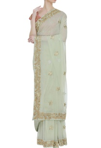 floral-resham-embroidered-sari-with-blouse