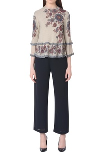 sand-print-double-layer-top