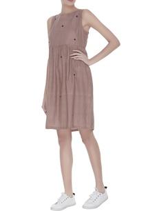 polka-dot-hand-applique-dress