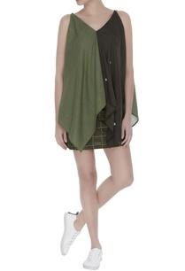 hand-applique-asymmetric-blouse