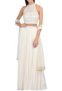 hand-embroidered-lehenga-with-blouse-net-dupatta